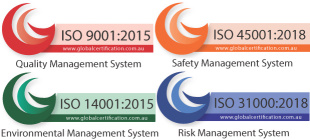 Quality Assured Company to ISO 9001:2008